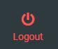 Webmail logout icon