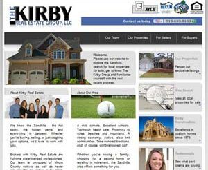 Kirby Real Estate Southern Pines NC