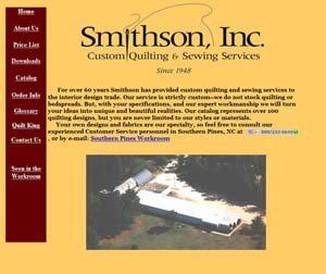 Smithson Inc Southern Pines NC