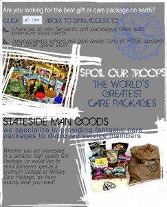 Stateside Man Goods Facebook Design
