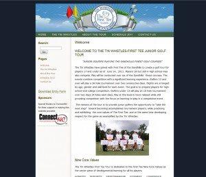 Tin Whistles Junior Golf Tournament