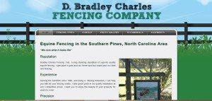 Brad Charles Fencing