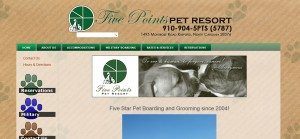 Five Points Pet Resort