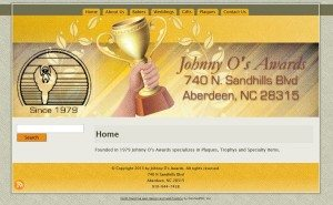 Johnny O's Awards