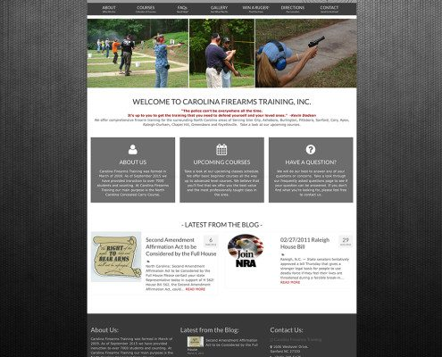Carolina Firearms Training