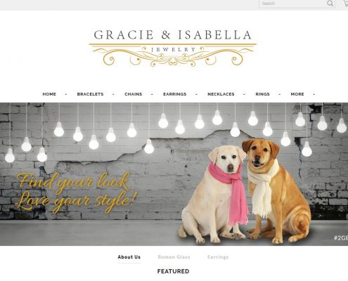 Gracie & Isabella Jewelry Boutique